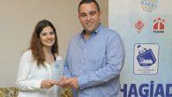 HAGİAD'ın Zeynep Demirağ'a Ödülü: