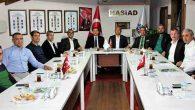 Hasiad'ın ilk kurumsal üyesi: