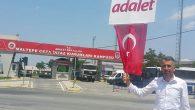 Topal, Berberoğlu ile görüştü