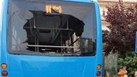 Halk Otobüsünde  Kadına Şiddet!