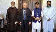 Vali Ata'dan  Pakistan TV'ye Röportaj