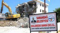 Samandağ Belediyesi Hizmeti:
