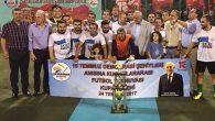 İskenderun'daki Turnuva Şampiyonu Hatay Barosu