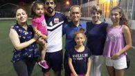 Turnuva'da Aile Fotoğrafları