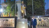 Şehitler Anıtı açılışına yoğun katılım