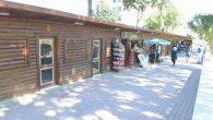 DSİ Parkı'nda 17 Büfe'ye yeniden kiralama: