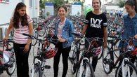 TEOG şampiyonlarına bisiklet hediyesi