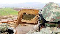Yine Hatay-Suriye sınırı!