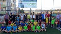 Defne'de Futbol Okulu: Kızlı-Erkekli…