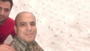 Fatih Ertürk  evinde dinleniyor