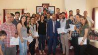 Samandağ'da 1000 Gence Kurs
