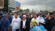 CHP Hatay Heyeti Yürüyüşte