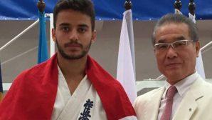 Yayladağılı Karateci  Avrupa 3.sü oldu