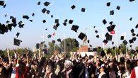MKÜ'de bu yıl 4000 mezun…