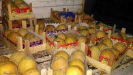 Sağlıksız şartlarda satılan ürünlere el kondu …