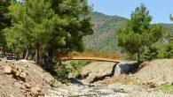 Tahtaköprü mesire alanı hizmete girdi