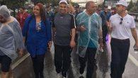Yazarımız Babüroğlu da  Adalet Yürüyüşü'nde
