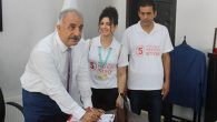 Hatay BŞB imza kampanyasına destek