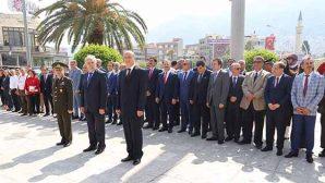 Hatay BŞB'de Başkanvekili Güven'in yerine Dolar