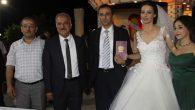 Paşa evlendi