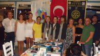 Rotaryen konuklar Arsuz'da