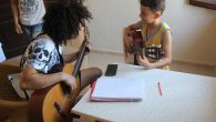 Yaylıca'da Gitar ve Satranç Kursu
