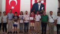 Samandağ'da Satranç Turnuvası
