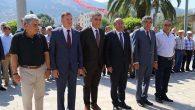 """CHP'den """"15 Temmuz Şehitlerine"""" Saygı"""