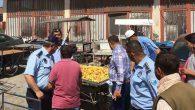 Kayıt dışı seyyar satıcılara tahliye
