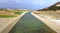 Üç il'de Bir milyon dekarlık alan suya kavuşacak