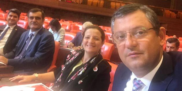 "CHP, TBMM'de ""Demokrasi"" Nöbetinde…"