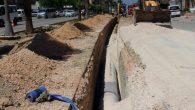 Hatsu, Yılda 500 Km İçme Suyu  Borusu Döşüyor