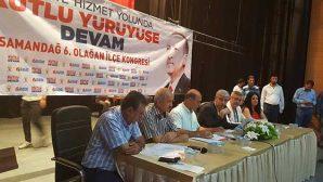 AKP 4 ilçede Kongre yaptı
