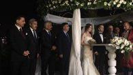 Vali Ata oğlunu evlendirdi