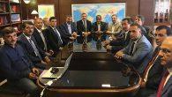 AKP'li Başkanlar Şanverdi ve Yayman ile…