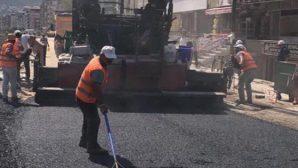 Antakya-Samandağ  Yolu Trafiğe Açılıyor