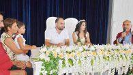 İlk nikahı Başkan Culha kıydı