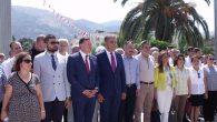CHP'den,  Anıt Alanında  Zafer Bayramı  kutlaması …