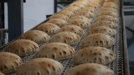 Suriye'ye ekmek yardımları