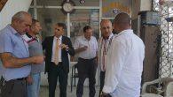 CHP'li Vekil esnaf ziyaretlerinde