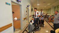 6 ayda 1 milyon 150 hastaya sağlık hizmeti
