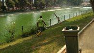 Harbiye-Hidro Havuzu çevresi sorun!
