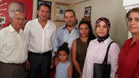 Kırıkhan'da  kampanya desteği