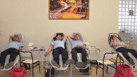 Cezaevi Personeli Kan Bağışladı