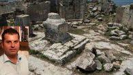 Kara: St.Simon  Samandağ'a  iade edilmeli