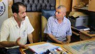 Kilisli, Yeni Hal Projesi ile ilgili komisyoncuları bilgilendirdi …