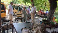 Kozaevi sürpriz ziyaretçileri İstanbul'dan…