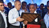 Şehit cenazesinde 8 milletvekili