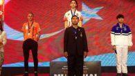 İrem dünya şampiyonu