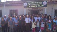 Başkan Nehir Yaylıca'da gençlerle bir araya geldi